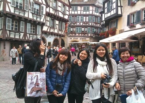 Besuch in Colmar