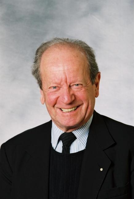 Rot. Walter Schneider † Gründer SOS Fonds Basel-Riehen und Stifter «Legacy»